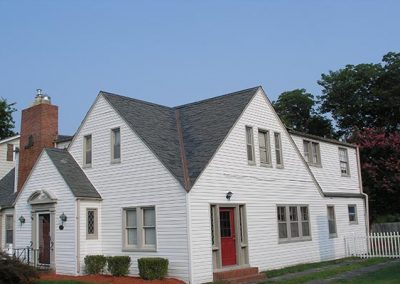 Slate Roof Repair Colonial Place in Norfolk, Virginia
